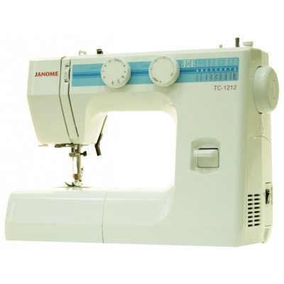 Швейная машина Janome TC 1212 (Janome TC 1212) швейная машинка janome sew mini deluxe