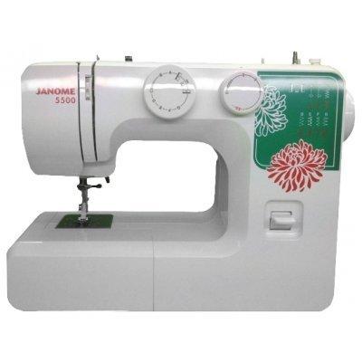 Швейная машина Janome 5500 (JANOME 5500)