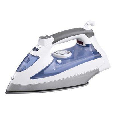 Утюг Sinbo SSI 2863 синий (SSI 2863 синий)Утюги Sinbo<br>Керамическая подошва; Функции сухой глажки/распылителем/паровым ударом/вертикальным паром; Функция самоочистки/противокапельная система; Регулировка пара; Световой индикатор готовности утюга; Регулировка температуры; Емкость резервуара для воды 380 мл; По<br>