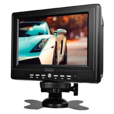 Автомобильный телевизор Rolsen RCL-700 (RCL-700)Автомобильные телевизоры Rolsen<br>Функции Диагональ 7 (18см) Разрешение 480x234 Формат 16:9 Яркость 300 кд/м2 Контрастность 400:1 Углы обзора 135/135 Встроенный ТВ-тюнер + Система ТВ PAL/SECAM/NTSC Форматы встроенного медиаплеера - Встроенный порт USB - Слот для карт памяти SD/MMC - Руси<br>