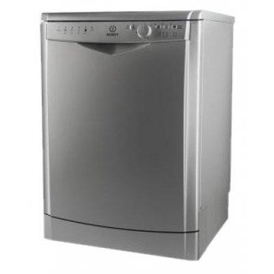 Посудомоечная машина Indesit DFG 26B1 NX (DFG 26B1 NX EU)Посудомоечные машины Indesit<br>85x60x60, 13 комплектов, 6 программ мойки, половинная загрузка, A, нержавеющая сталь<br>