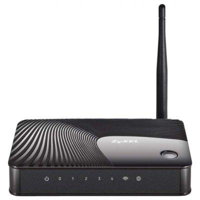 Wi-Fi роутер ZYXEL Keenetic Start (KEENETIC START)Wi-Fi роутеры ZYXEL<br>Интернет-центр для выделенной линии Ethernet, с точкой доступа Wi-Fi 802.11n 150 Мбит/с и коммутатором Ethernet&amp;amp;#039;<br>