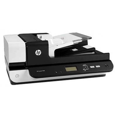 Сканер HP Scanjet Enterprise Flow 7500 (L2725B) (L2725B)  hp scanjet enterprise flow n9120
