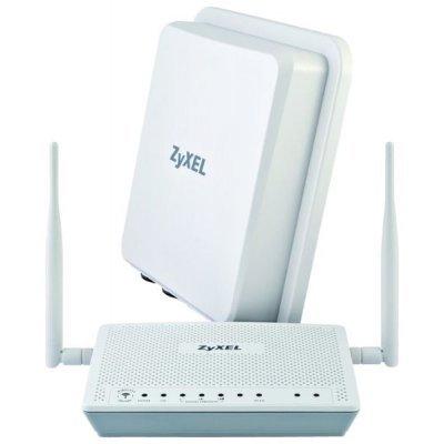 Wi-Fi роутер ZYXEL LTE6101 (LTE6101)Wi-Fi роутеры ZYXEL<br>Wi-Fi 802.11n 300 Мбит/с и коммутатором Gigabit Ethernet Уличный LTE<br>