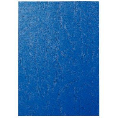 Обложки д/переплета Fellowes Delta A4, синий Royal, 100 шт. (FS-5371301)Обложки для переплета Fellowes<br>Обложки Delta A4,  Fellowes&amp;#174;, цвета синий ROYAL100 шт., картон с тиснением под кожу<br>