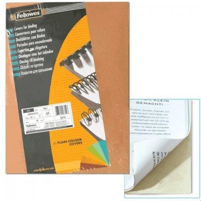 Обложки д/переплета Fellowes Delta A4, черные, 100 шт. (FS-5370402) обложка для переплета fellowes fs 5370001