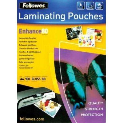 Пленки для ламинирования Fellowes A4, 80 мкм, (100 шт) (FS-5306101), арт: 170997 -  Пленки для ламинирования Fellowes