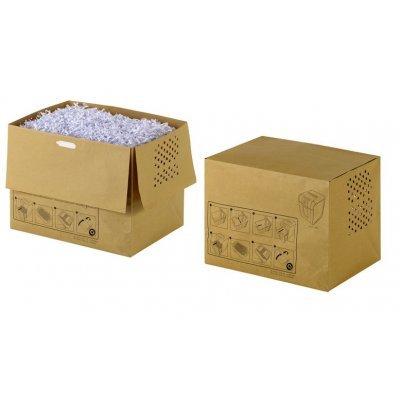 Мусорные мешки Rexel для шредера Auto+ 250x/300x, 40л. (1765029EU) (1765029EU)Мешки для шредера Rexel<br>Внесите свой вклад в защиту окружающей среды, воспользовавшись перерабатываемыми бумажными мусорными мешками для шредера Auto+ 250X/300X с автоподачей. Просто поместите мешок в выдвижную мусорную корзину шредера. На передней части имеется перфорация, которая позволяет видеть через смотровое окно, ск ...<br>