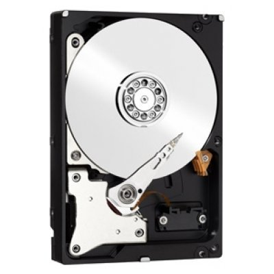 Жесткий диск Western Digital 4Tb WD40EFRX (WD40EFRX)Жесткие  диски ПК Western Digital<br>SATA-III, Red (5400rpm) 64Mb 3.5<br>
