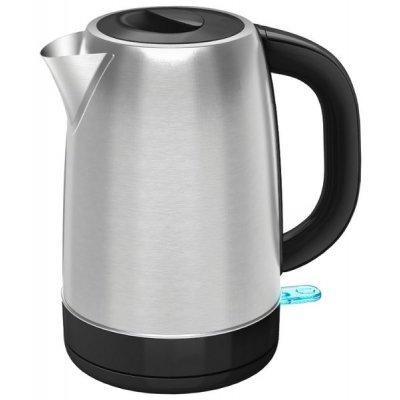 Электрический чайник Philips HD9320 серебристый-черный (HD9320/21)