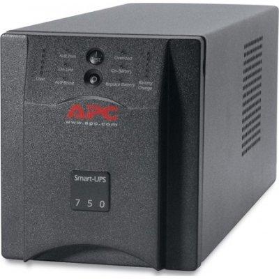 Источник бесперебойного питания APC Smart-UPS 750VA/500W USB & Serial 230 (SUA750I) apc sua750i