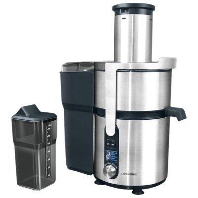 Соковыжималка Redmond RJ-M908 серебристый (RJ-M908 серебристый) кофеварка redmond rсm 1502