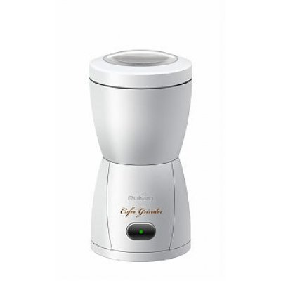 Кофемолка Rolsen RCG-150 белый (RCG-150WHITE)