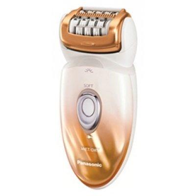 Эпилятор Panasonic ES-ED50 (ES-ED50-N520)Эпиляторы Panasonic<br>Эпилятор, Возможность сухой/влажной эпиляции, 48 эпиляционных пинцетов, Двойная система дисков, Пониженный уровень шума (65 дБ), 5 насадок в комплекте<br>