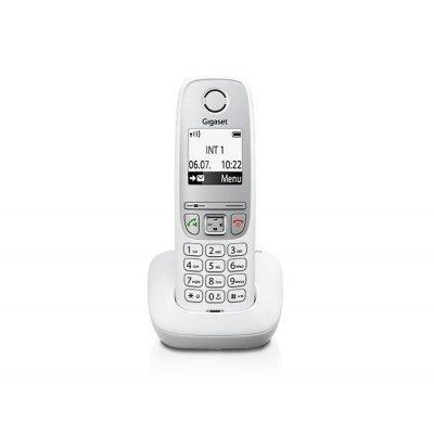 Радиотелефон Gigaset A415 белый (S30852-H2505-S302)