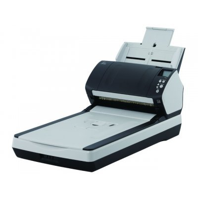 Сканер планшетный (A4) DADF Fujitsu fi-7260 (PA03670-B551)