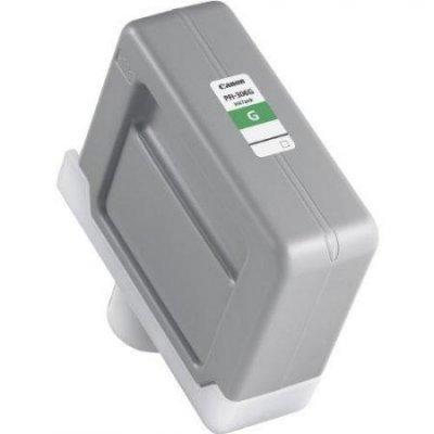 Картридж для струйных аппаратов Canon PFI-306 (6664B001) зеленый (6664B001)