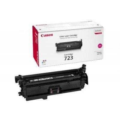 Тонер-картридж для лазерных аппаратов Canon 723BK (2644B002) черный (2644B002)Тонер-картриджи для лазерных аппаратов Canon<br>LBP7750Cdn (5000стр.)<br>