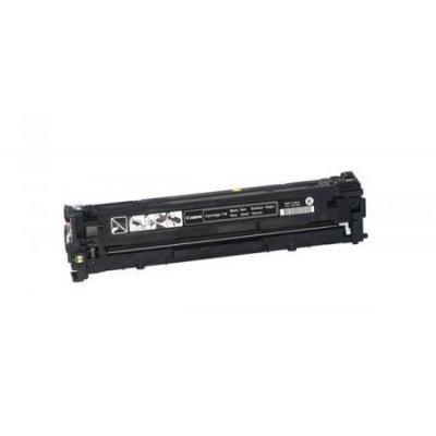 Тонер-картридж для лазерных аппаратов Canon 718BK (2662B005) черный (2662B005)Тонер-картриджи для лазерных аппаратов Canon<br>х2шт для LBP7200, MF8330/8350 (2 x 3400 стр.)<br>