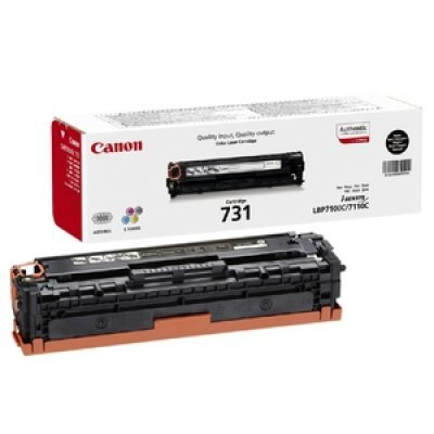 Тонер-картридж для лазерных аппаратов Canon 731M (6270B002) пурпурный (6270B002)Тонер-картриджи для лазерных аппаратов Canon<br>LBP7780 (6400стр.)<br>