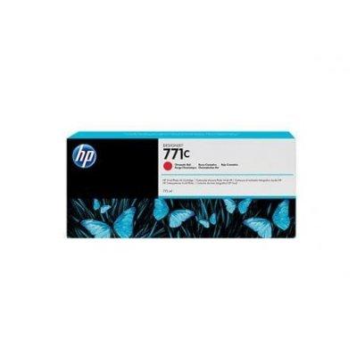 Картридж для струйных аппаратов HP 771C (B6Y32A) хроматический красный (B6Y32A)Картриджи для струйных аппаратов HP<br>для HP Designjet Z6200 Printer series 775 мл, 3 шт. в упаковке<br>