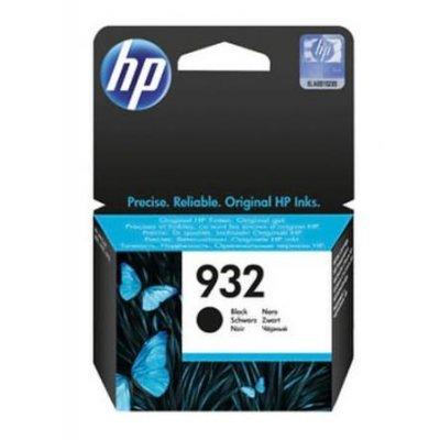 Картридж для струйных аппаратов HP 932 (CN057AE) черный (CN057AE)Картриджи для струйных аппаратов HP<br>Officejet 6700 Premium e-All-In-One/ Officejet 7100 WF ePrinter (400стр.)<br>
