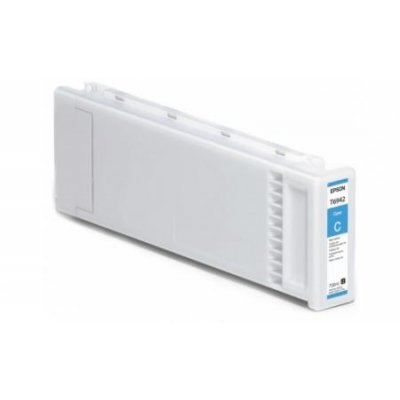 Картридж для струйных аппаратов Epson C13T694200 голубой (C13T694200)Картриджи для струйных аппаратов Epson<br>для SC-T3000/T5000/T7000 UltraChrome XD Cyan T694200 700 мл<br>