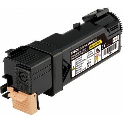 Тонер-картридж для лазерных аппаратов Epson C13S050627 желтый (C13S050627)Тонер-картриджи для лазерных аппаратов Epson<br>для Epson AcuLaser C2900/CX29<br>