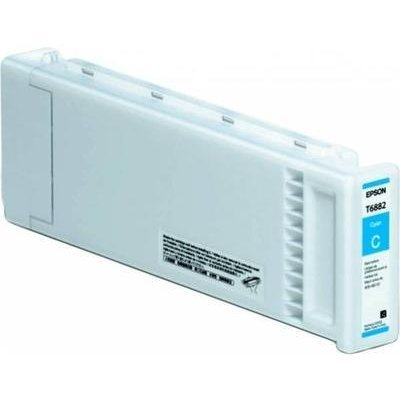 Картридж для струйных аппаратов Epson C13T688200 голубой (C13T688200)Картриджи для струйных аппаратов Epson<br>для SC-S30610/50610 UltraChrome GS2 Cyan T688200 700 мл<br>