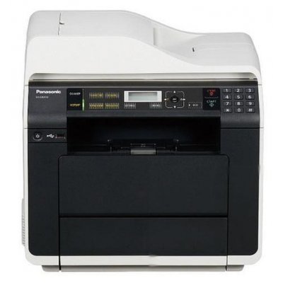 Монохромный лазерный МФУ Panasonic KX-MB2510RU (KX-MB2510RU)Монохромные лазерные МФУ Panasonic<br>МФУ (принтер, сканер, копир, факс, телефон) для небольшого офиса ч/б лазерная печать до 30 стр/мин макс. формат печати A4 (210 x 297 мм) ЖК-панель двусторонняя печать автоподача оригиналов при сканировании Ethernet<br>