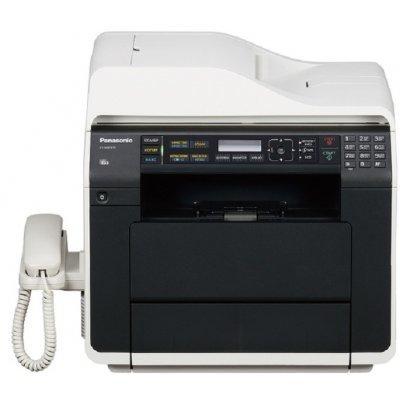 Монохромный лазерный МФУ Panasonic KX-MB2270RU (KX-MB2270RU)Монохромные лазерные МФУ Panasonic<br>A4 Duplex Net WiFi<br>