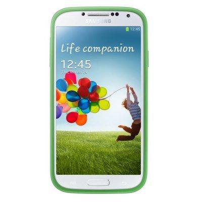 Чехол для смартфона Samsung EF-PI950BGEGRU для GT-I9500 Galaxy S4 зеленый (EF-PI950BGEGRU) стоимость