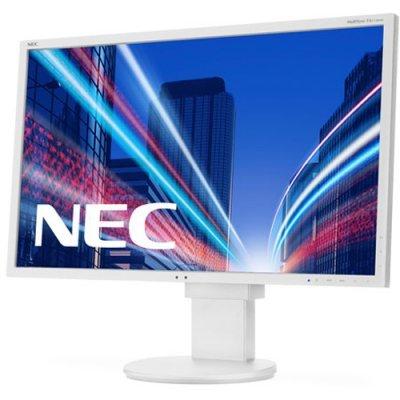Монитор NEC 27 EA273WMI серебристый-белый (EA273WMI серебристый-белый)Мониторы NEC<br>16:9;W-LED;1920x1080; 0,311mm; 6ms; 16,77m; 250cd/m2; 1000:1; 178/178 (CR&amp;gt;10); Hight adj:110,Swiv,Tilt,Pivot;DVI-D,D-sub,HDMI, Displ.Port; USB2.0;Internal PS;TCO6<br>