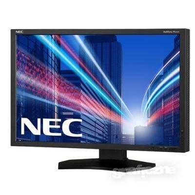 Монитор NEC MultiSync PA272W BK/BK (PA272W BK/BK) монитор nec 30 multisync pa302w sv2 pa302w sv2