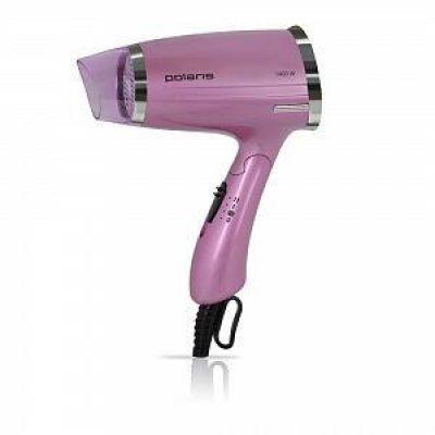 Фен Polaris PHD1463T розовый (PHD1463T розовый)Фены Polaris<br>1000W<br>