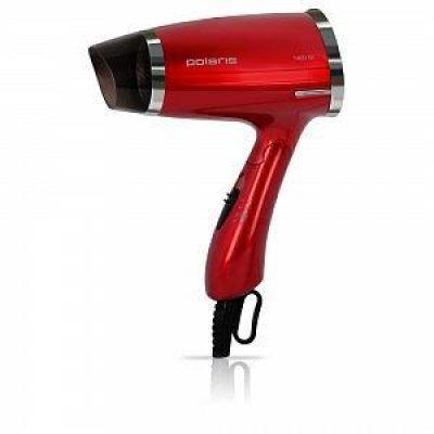 Фен Polaris PHD1463T красный (PHD1463T красный) фен polaris phd 2077i красный черный