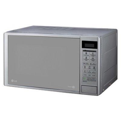Микроволновая печь LG MB4043DAR (MB4043DAR)Микроволновые печи LG<br>объем 20 л<br>отдельно стоящая<br>мощность 1000 Вт <br>гриль<br>электронное управление<br>сенсорная панель<br>дисплей<br>