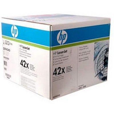 Картридж HP (Q5942X) к HP LJ 4250/4350 (20000 стр.), черный (Q5942X) картридж sakura black для laserjet 4200 4300 4240 4240n 4250 4350 4345 series