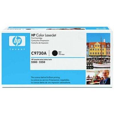 Картридж HP (C9730A) к HP CLJ 5500/5550 (13000 стр.), черный (C9730A) befon c9730a c9731a c9732a c9733a 9730 9731 9732 9733 color toner cartridge compatible for hp color laserjet 5500 5550 series