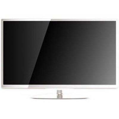 ЖК телевизор Mystery 19 MTV-1929LT2 белый (MTV-1929LT2 white)ЖК телевизоры Mystery<br>ЖК-телевизор, LED-подсветка<br>диагональ 19 (48 см)<br>поддержка 720p HD<br>разрешение 1366x768 (16:9)<br>прием цифрового телевидения (DVB-T2)<br>просмотр видео с USB-накопителей<br>два HDMI-входа<br>