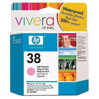 Картридж HP № 38 (C9419A) для Photosmart pro B9180 светло-пурпурный (C9419A)Картриджи для струйных аппаратов HP<br><br>