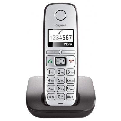 Радиотелефон Gigaset E310 серебристый (S30852-H2301-S301) food e commerce