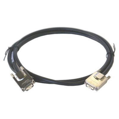 Кабель для сервера Dell SAS Connector External Cable 2м (470-11676r) (470-11676r) кабель dell 470 11677 4m sas external