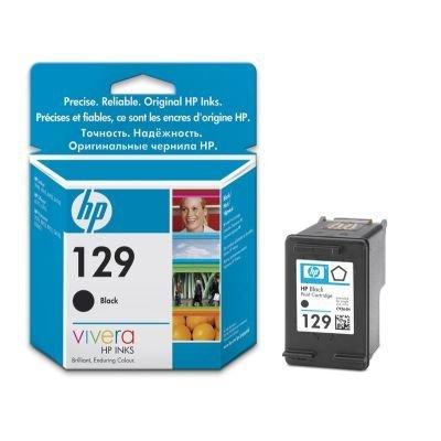 Картридж HP № 129 (C9364HE) для HP PHOTOSMART 8053/8753/5943/2573 (11 мл) 400 страниц, черный (C9364HE) premium premium аква крем с алоэ для рук homework гп040083 50 мл