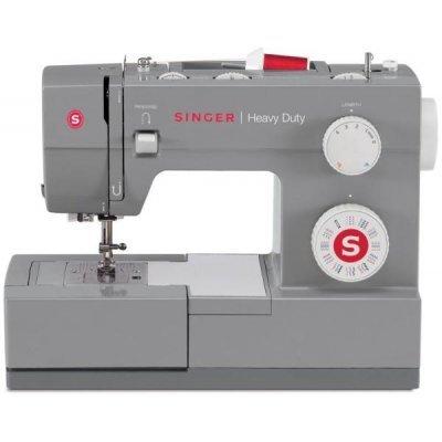 Швейная машина Singer Heavy Duty 4432 серый (HEAVY DUTY 4432) singer heavy duty 4432 швейная машина