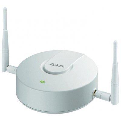 Wi-Fi точка доступа ZYXEL NWA5121-N (NWA5121-N)Wi-Fi точки доступа ZYXEL<br>Wi-Fi 802.11b/g/n с функциями автономной или управляемой базовой станции, внешними антеннами и поддержкой технологии формирования адаптивной диаграммы направленности (Tx<br>