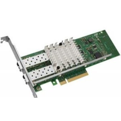 Сетевая карта Lenovo ThinkServer 10Gbps Ethernet X520-DA2 Server Adapter by Intel (0C19486) (0C19486)