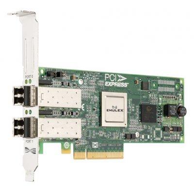 Lenovo ThinkServer LPe12002 Dual Port 8Gb Fibre Channel HBA by Emulex (0C19478) (0C19478)Контроллеры Fibre Channel Lenovo<br>Двухпортовый адаптер 8Gb Fibre Channel ThinkServer LPe12002 Dual Port 8Gb Fibre Channel HBA by Emulex<br>