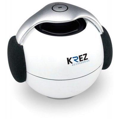 Аудио минисистема KREZ AB-111 белый (AB-111MW)