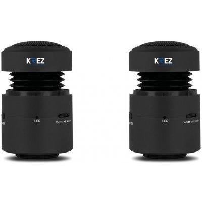 Аудио минисистема KREZ AB-231 черный (AB-231MB)